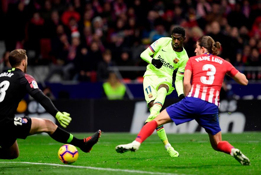 5 Fakta Unik Seputar Pertandingan Barcelona vs Atletico Madrid