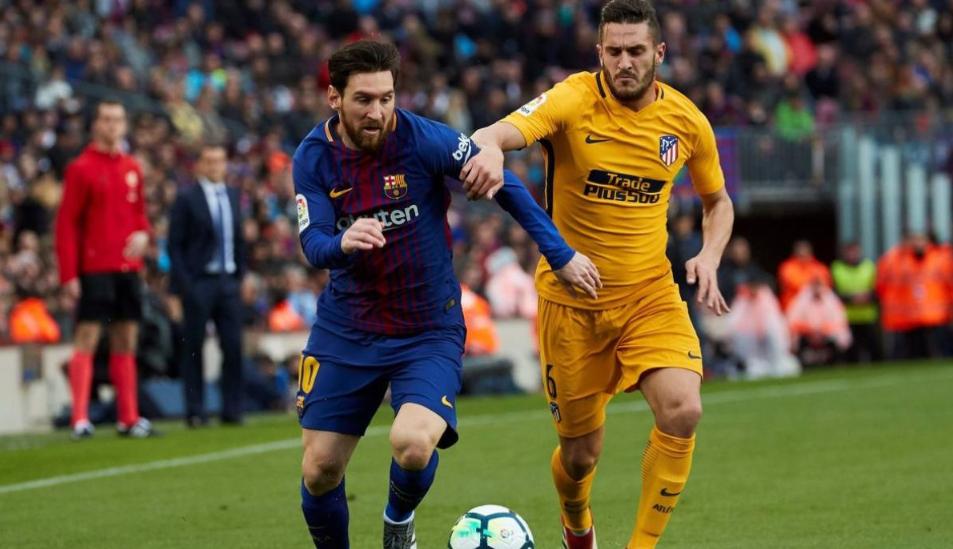 5 Fakta Unik Seputar Pertandingan Barcelona vs Atletico Madrid2