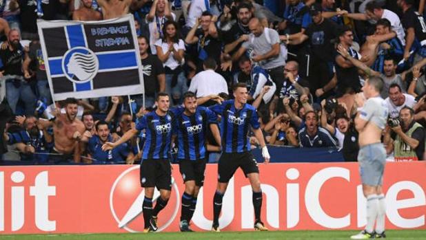 Atalanta Tahan Inter Milan Dengan Skor Kacamata