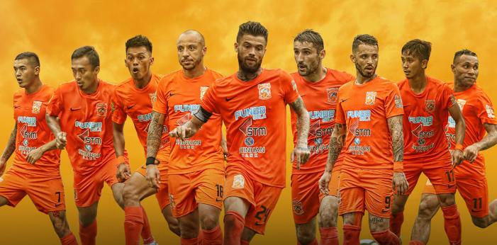 BORNEO FC 2019