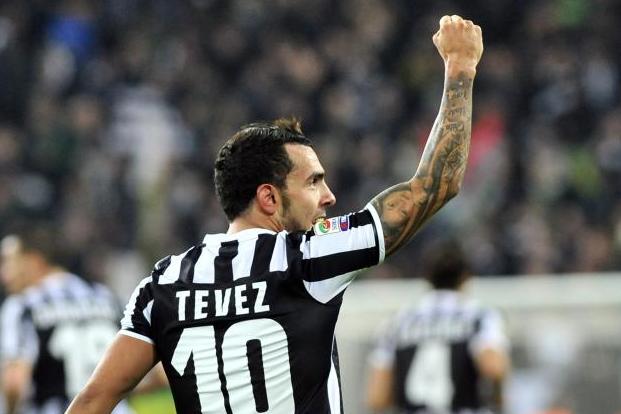 Carlos Teves Juventus