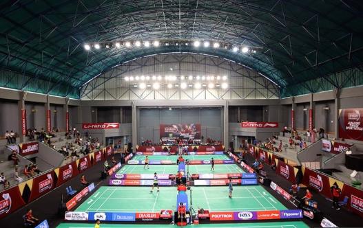 Djarum Sirnas Sumatera Selatan Open 20192