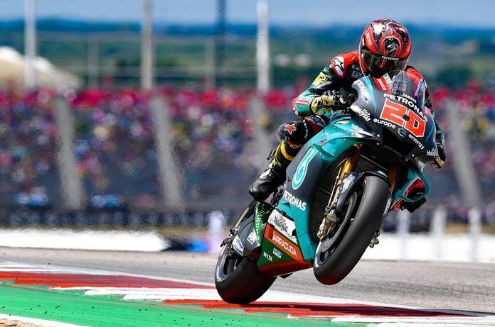 Fabio Quartararo motogp amerika 2019