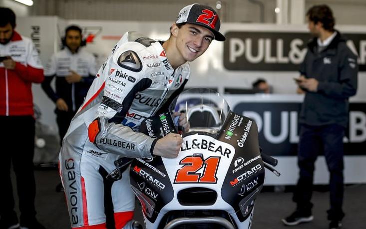 Francesco Bagnaia motogp amerika 2019