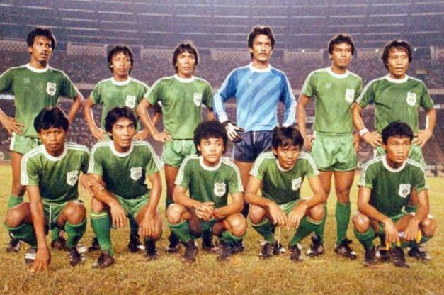 Inilah 10 Pemain Legenda Sepakbola Indonesia Sepanjang Masa