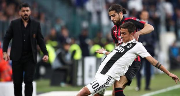 JUVENTUS VS AC MILAN 2019