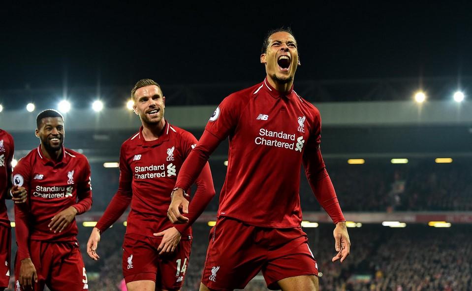 Klasemen Liga Inggris – Berhasil Comeback Liverpool Kembali ke Takhta Teratas2