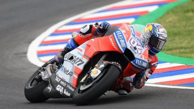 Klasemen MotoGP 2019 Dovizioso Teratas, Marquez Merosot