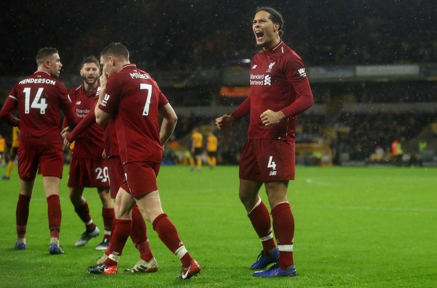 Liverpool Kembali Rajai Puncak Klasemen2