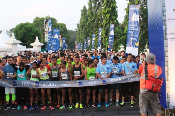 Mandiri Jogja Marathon 20191