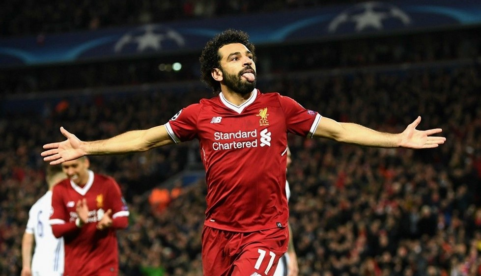 Mohammad Salah Cetak Gol Setelah Mandul di 8 Pertandingan