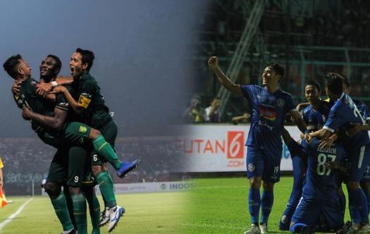 Piala Presiden 2019 Persebaya Punya Modal Lawan Arema FC