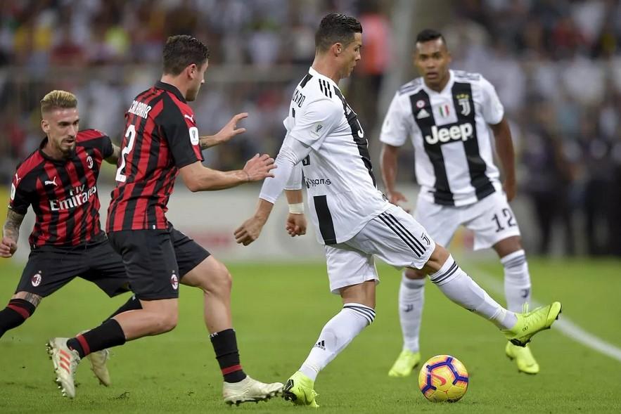 Prediksi Susunan Pemain Juventus VS AC Milan