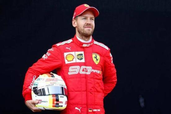 Sebastian Vettel1