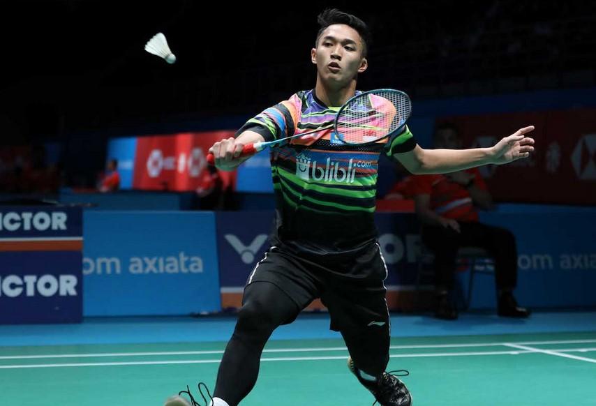 Selamat Datang Jojo Di Semifinal Malaysia Open 2019