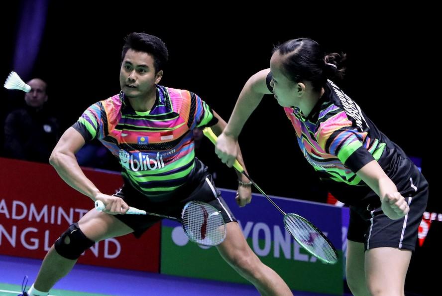 Winny Oktavina Kandou dan Tontowi Ahmad Tidak Masuk Ke Babak Semifinal Malaysia Open 2019
