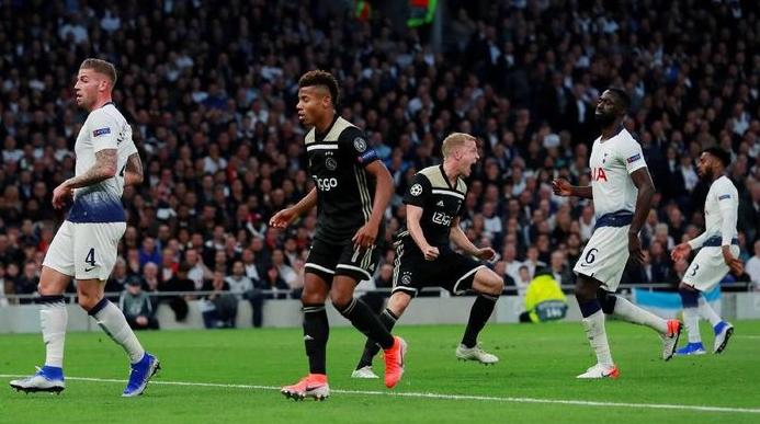 8 Fakta Menarik Duel Tottenham Vs Ajax 1-0