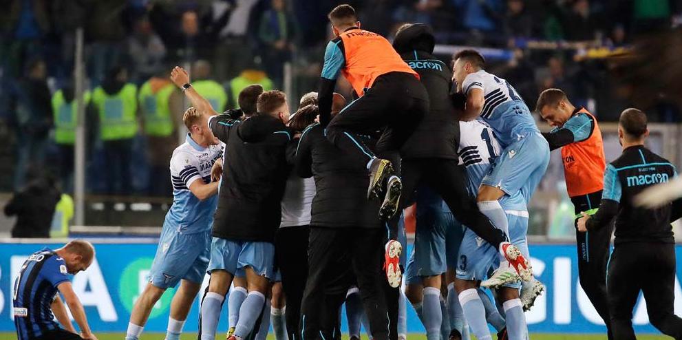 Atalanta Vs Lazio Skor 0-2