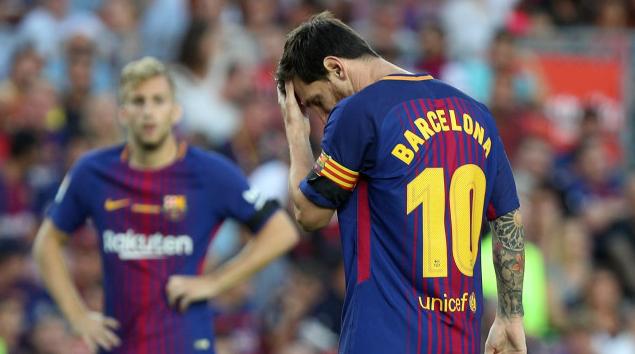 Barcelona Belum Sembuh, Messi Terpaksa Ganti Peran