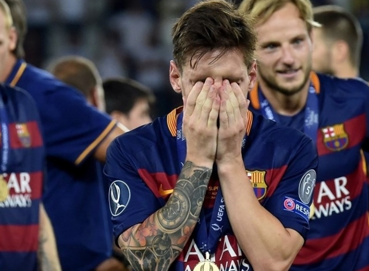 Barcelona Belum Sembuh