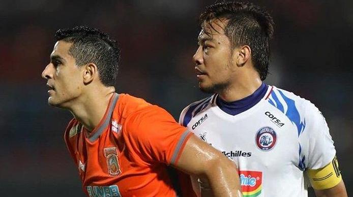 Borneo FC vs Arema FC