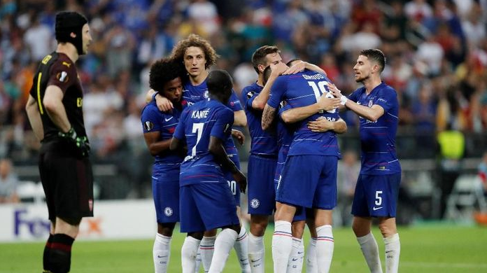 Chelsea Juara Liga Europa 2019