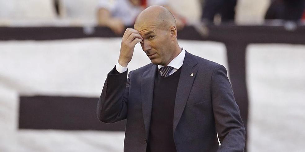 Dana Belanja Zinedine Zidane Tembus Setengah Milyar Euro