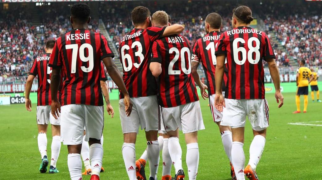 Deretan Pemain AC Milan