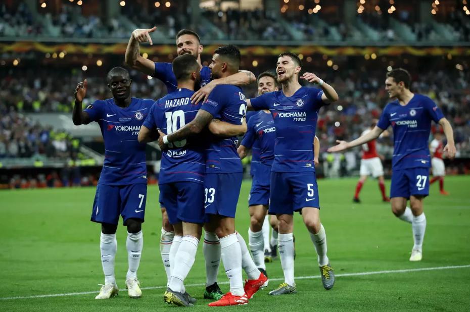 Duel Panas Chelsea Vs Arsenal Di Final Liga Europa Sepi Penonton