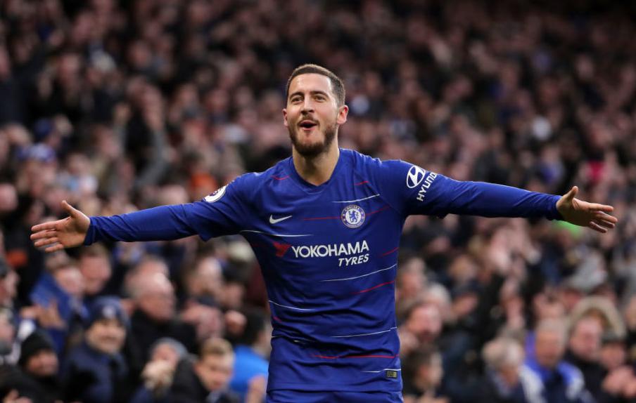 Eden Hazard 2019