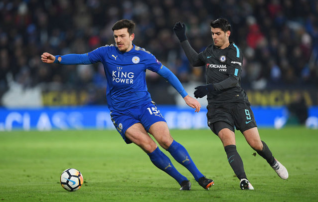 Harry Maguire manchester city