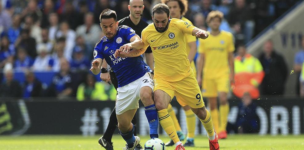 Hasil Pertandingan Leicester City Vs Chelsea Skor Kacamata