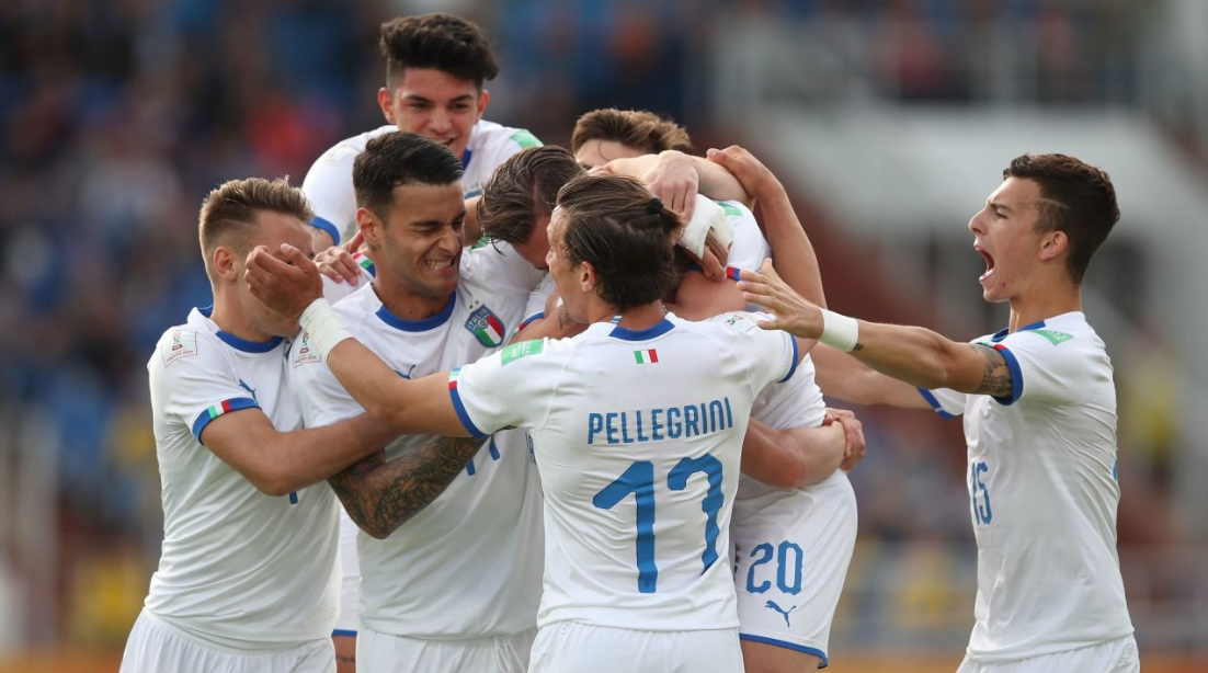 Hasil Piala Dunia U-20 Polandia Menang, Jepang Lumat Meksiko