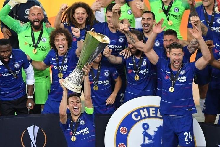 Inilah Fakta Menarik Setelah Chelsea Ganyang Arsenal Di Final Liga Europa