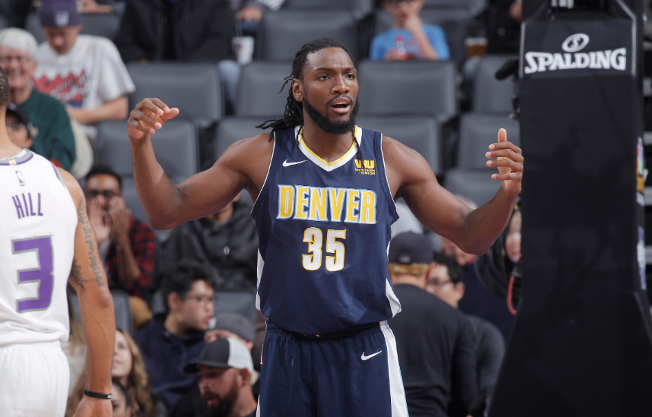 Kanneth Faried NBA