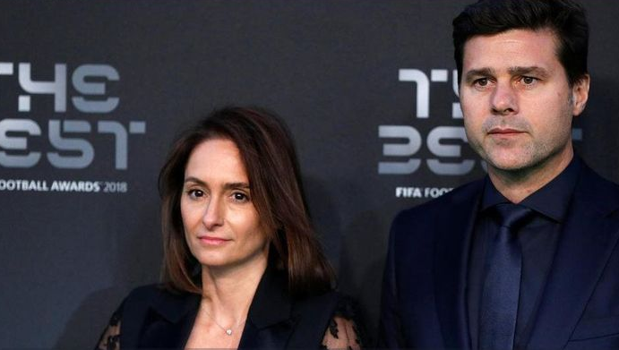 Kesuksesan Mauricio Pochettino Tidak Lepas Dari Peran Sang Istri