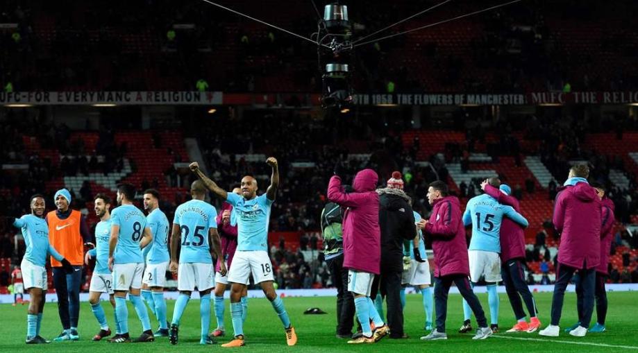 Kesuksesan Rival Manchester United