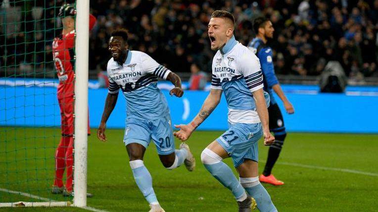Lazio Skor 0-2