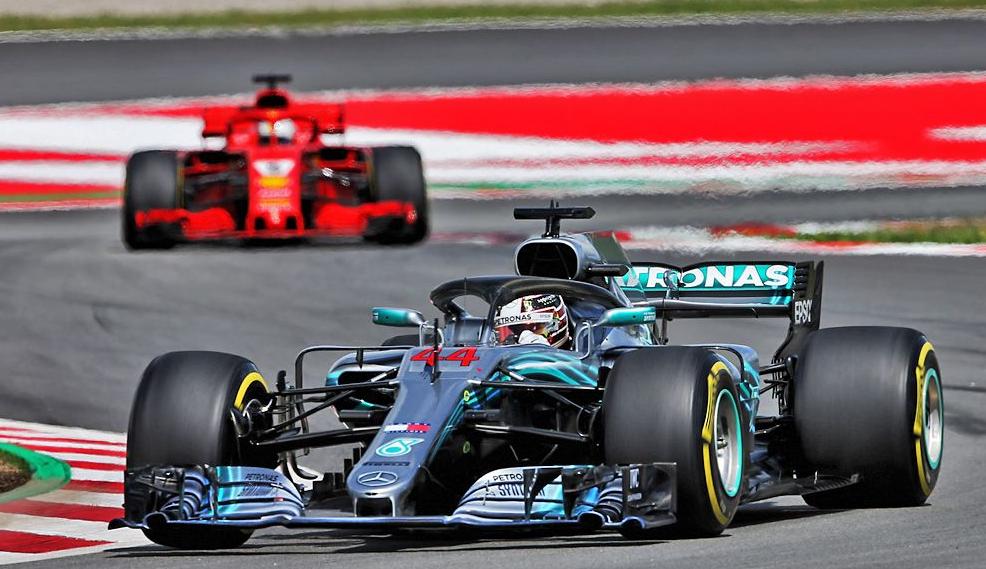 Lewis Hamilton GBR Mercedes AMG Petronas Motorsport 66 laps