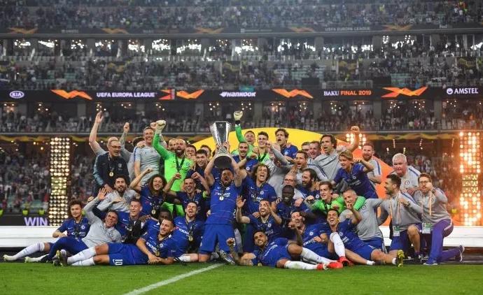 Liga Europa final sepi penonton