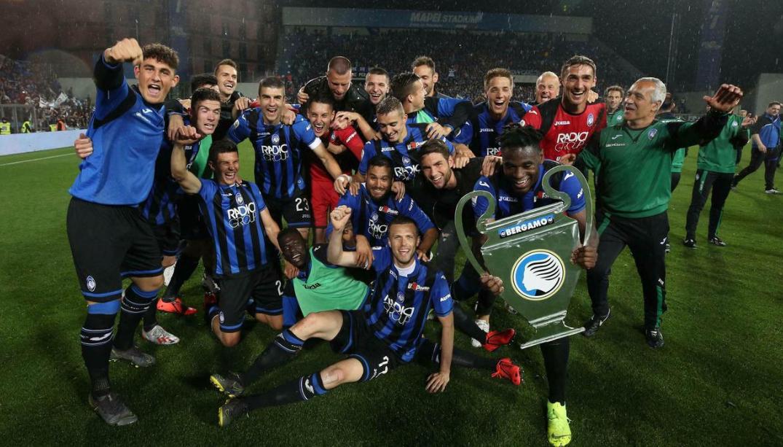 Lolos Liga Champions, Atalanta Selesaikan Misi Penantiannya