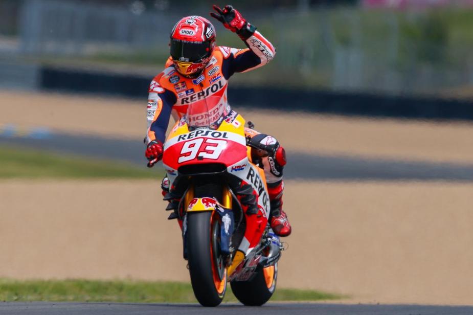 Marc Marquez Senang Juara Bareng Adik Di Le Mans