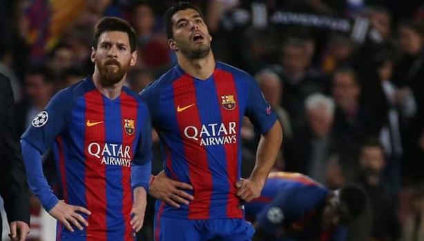Messi Ketika Menelan Kekalahan