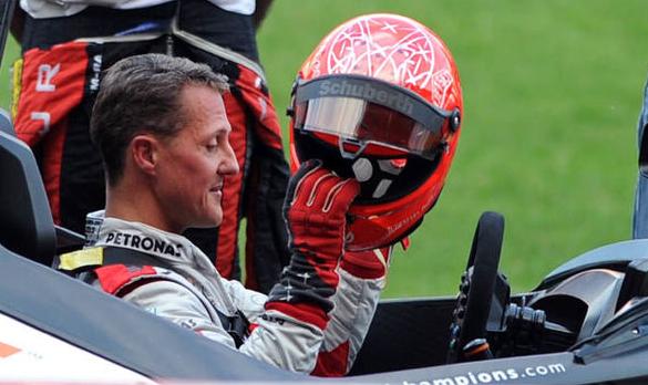 Michael Schumacher1