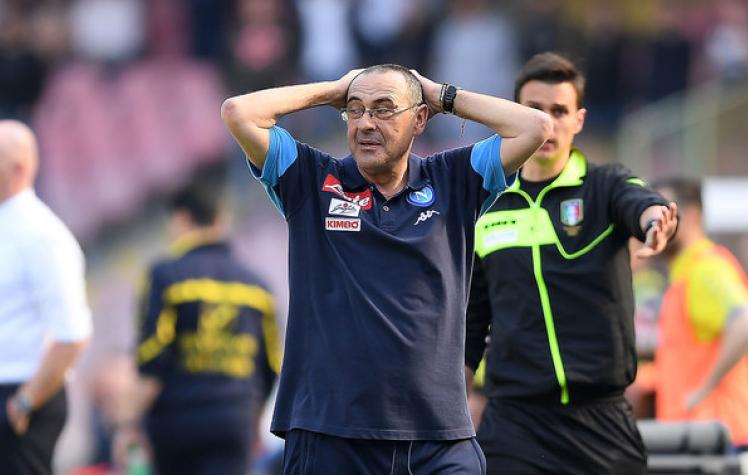Nasib Maurizio Sarri
