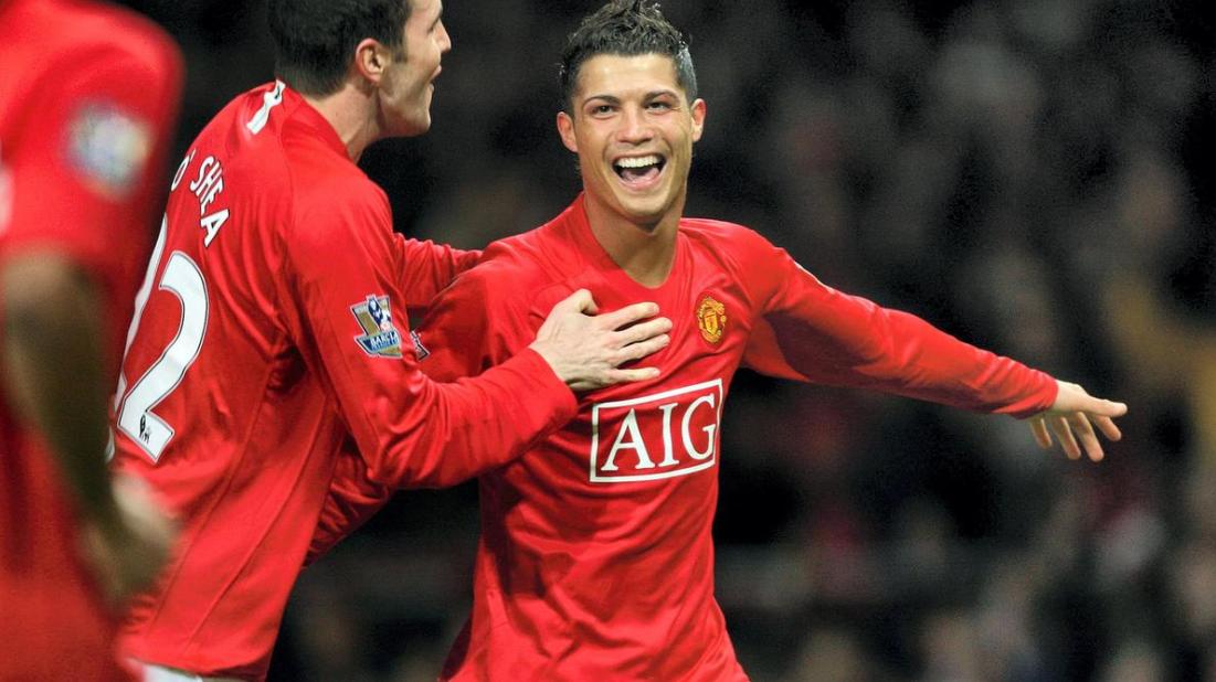 Nostaligia, Bagaimanakah Manchester United Mencetak Ronaldo Sampai Menjadi Pemain Terbaik