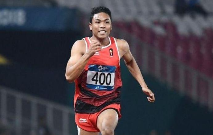 Perjalanan Terjal Muhammad Zohri Dari Juara Dunia Sampai Menembus Limit Olimpiade