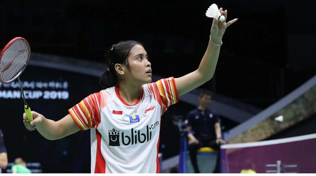 Piala Sudirman 2019 Susunan Pemain Bulu Tangkis Indonesia Vs Denmark Di Laga Grup B