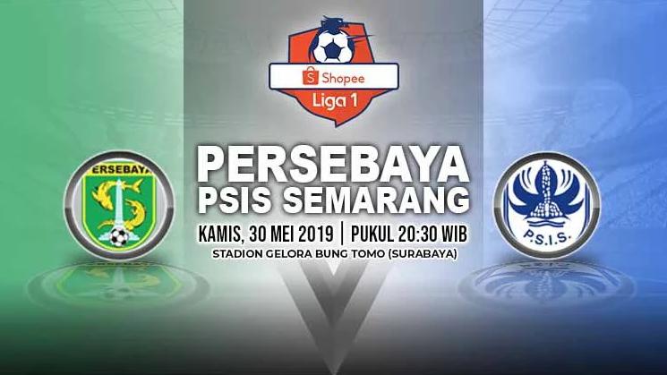 Prediksi Susunan Pemain Persebaya Surabaya Vs PSIS Semarang