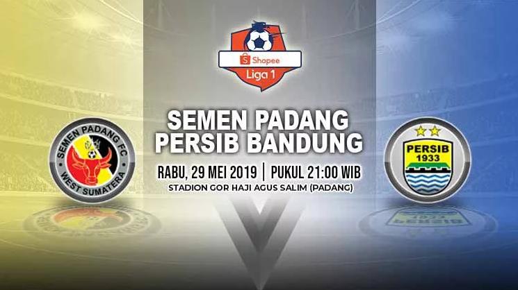 Prediksi Susunan Pemain Semen Padang Vs Persib Bandung